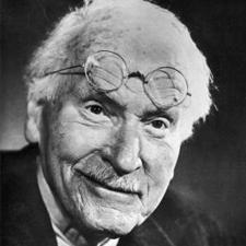 foto di Carl Gustav Jung e aforismi